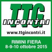 Iran Doostan's presence in TTG Incontri, Rimni, Italy
