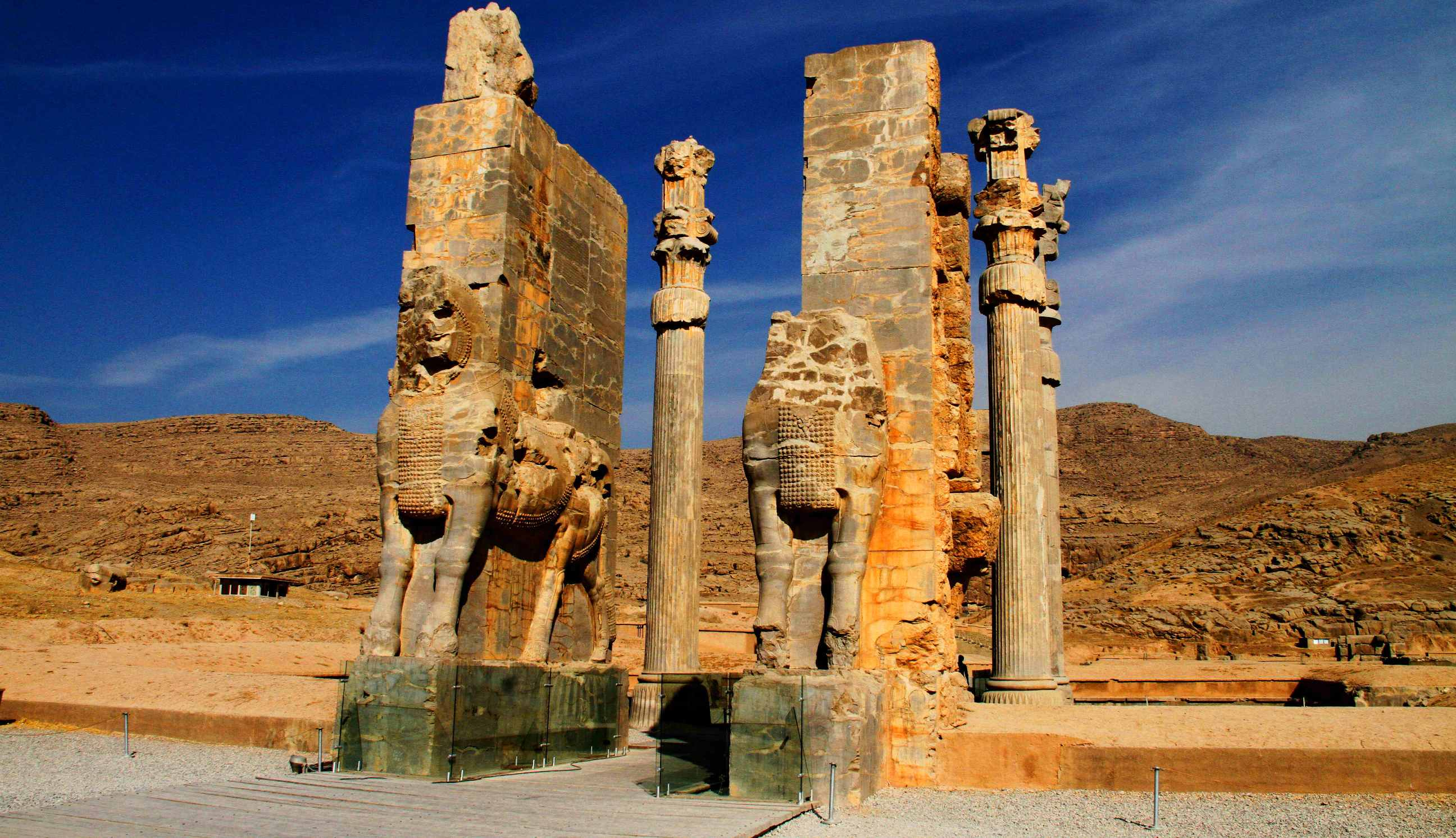 Persepolis City Takhte Jamshid Shiraz History Photos More