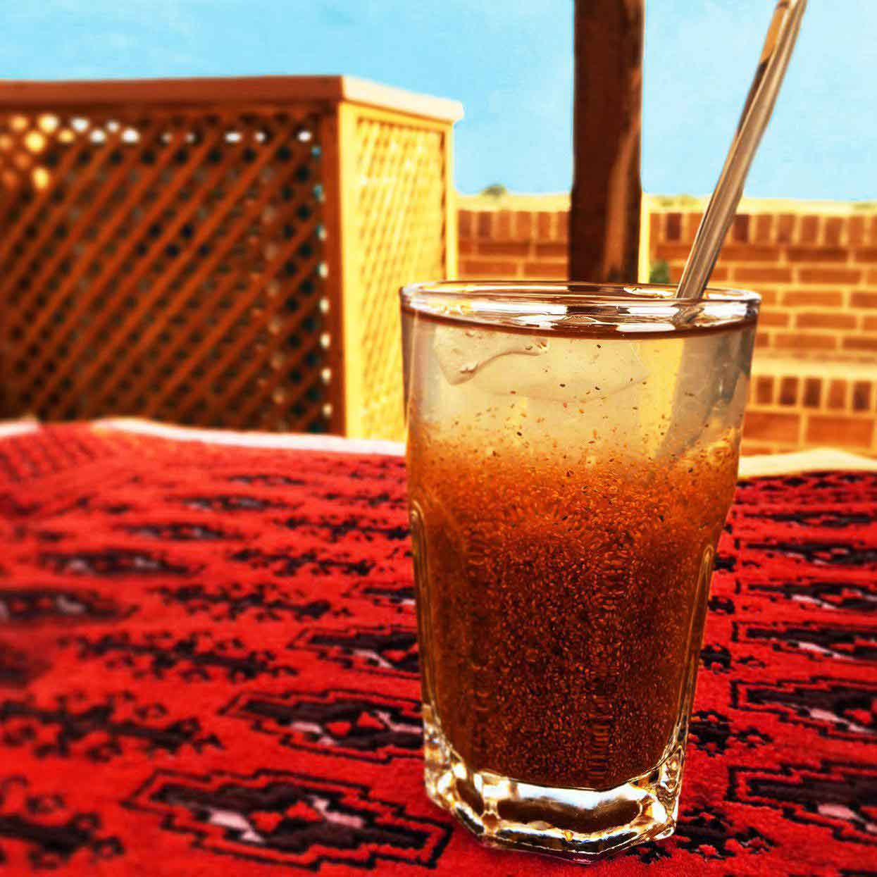 How to Escape the Summer Heat in Iranian Style