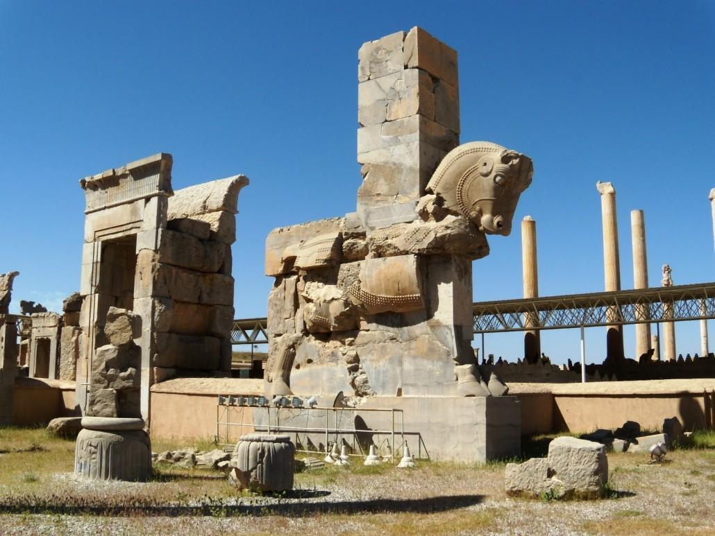Persepolis City Takhte Jamshid Shiraz History Photos More