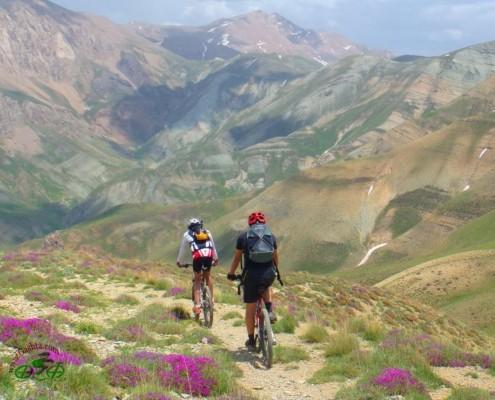 Iran biking