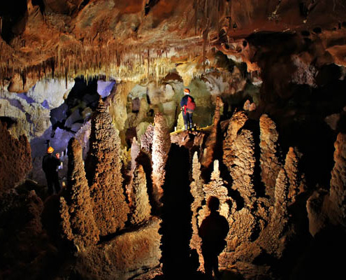 Iran Cave