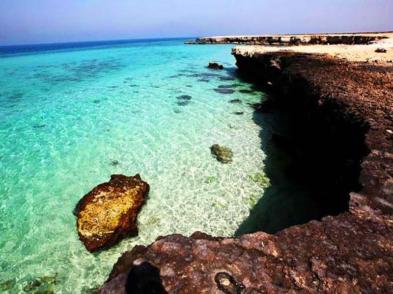 Kish- Persian Gulf