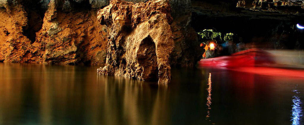Alisadr Cave