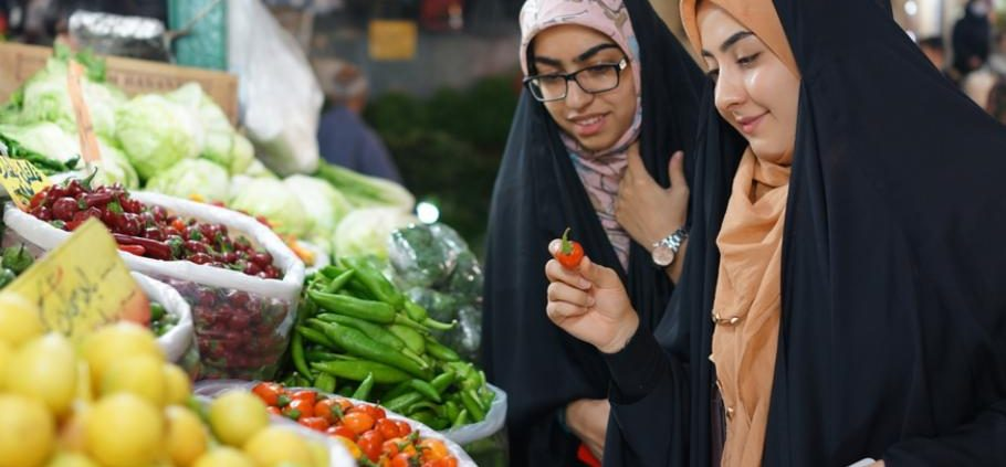 Iran, a Perfectly Safe and Halal Destination.
