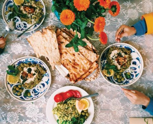 Iran culinary tour