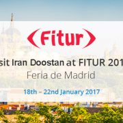 Iran Doostan Tours will exhibit at FITUR, Madrid 2017
