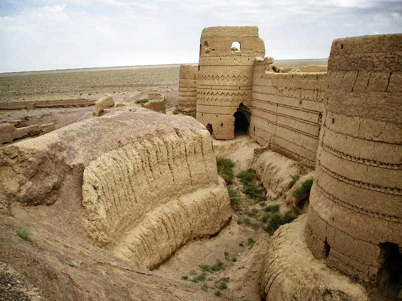 Karshahi Castle