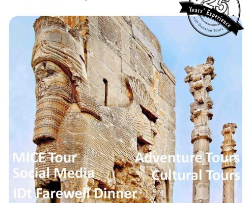 Iran Doostan Travel Magazine 2015