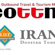 Iran Doostan is attending the next big travel show COTTM 2017