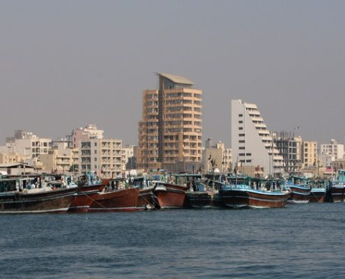 Bandar Abbas; the city of seafood