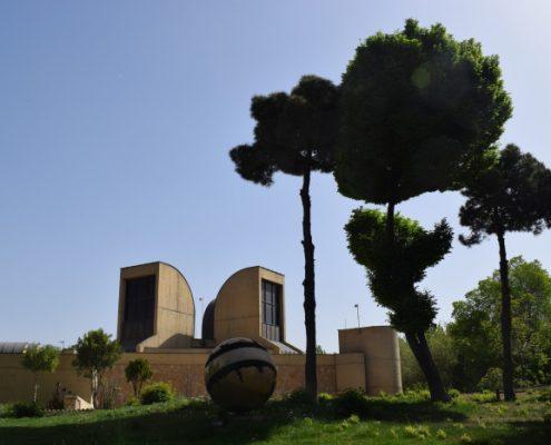 museums of Tehran