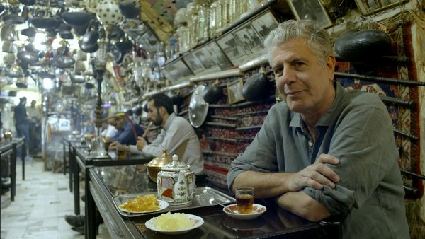Anthony Bourdain in Iran- Iran tour 2017-2
