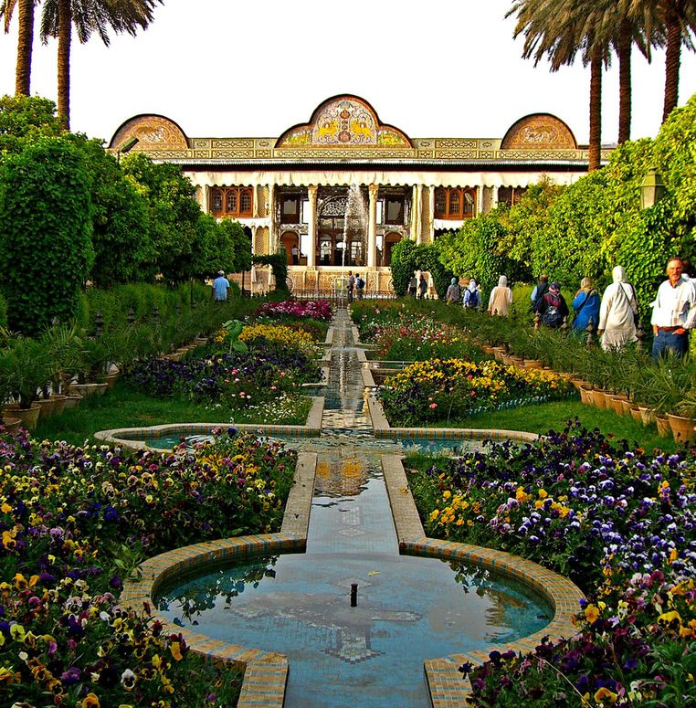 Captivating Eram Garden Among The Most Beautiful Persian Gardens