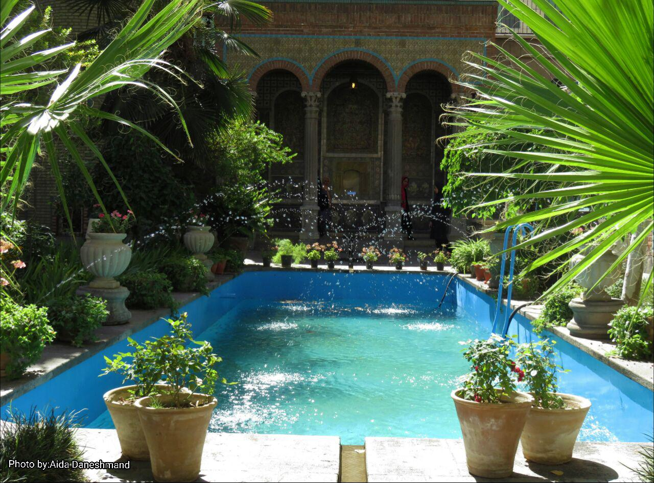 Moghadam Museum: a historic priceless house in Tehran