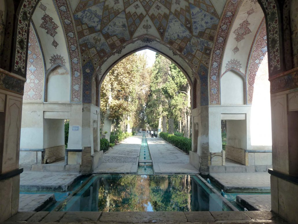 Persian Garden The Paradise On Earth