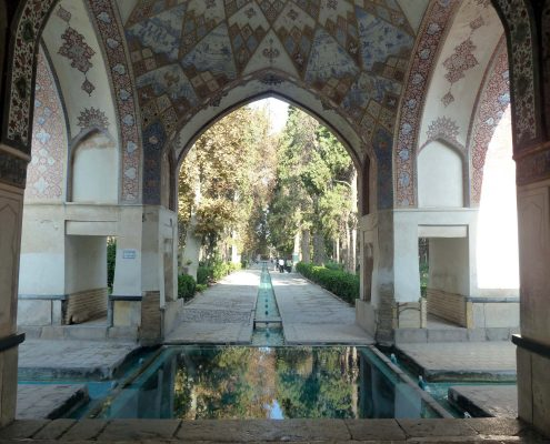 Persian Garden; the Paradise on Earth, Tours to Iran