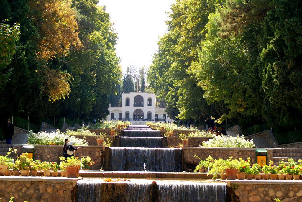 Persian Garden; The Paradise On Earth, Tours To Iran ...
