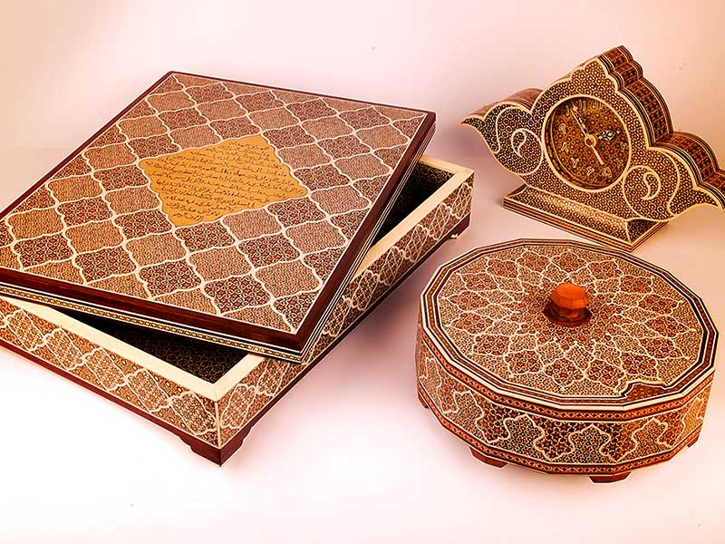Persian Handicrafts; the Best Souvenirs for the Tours to Iran