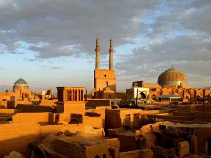 Yazd registered on UNESCO World Heritage List