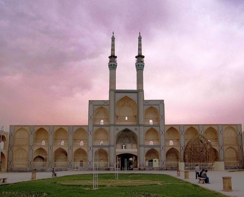 Yazd, the City of Wind Catchers