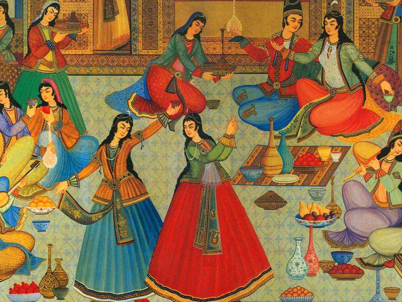 Mehregan-Iranian festivals