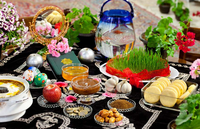 Nowruz known as the Persian New Year