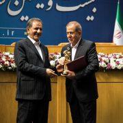 Iran Doostan Tours Co. the outstanding exporter in 2017