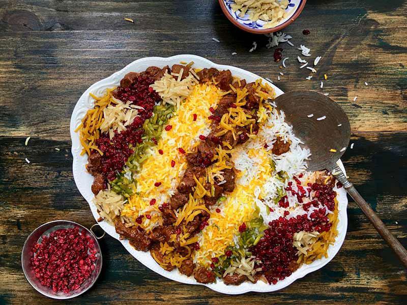 Gheymeh-Nesar: Iranian foods