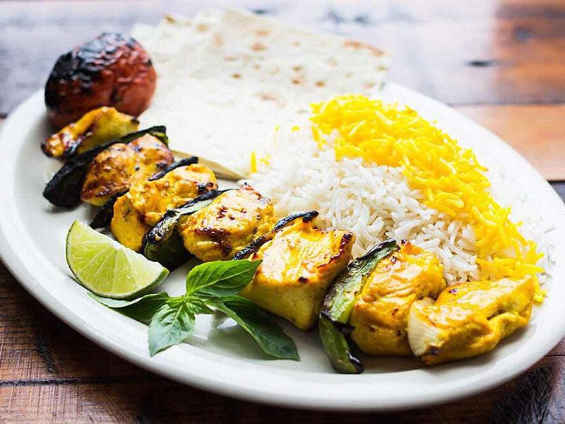Jooje-kebab - Iranian foods