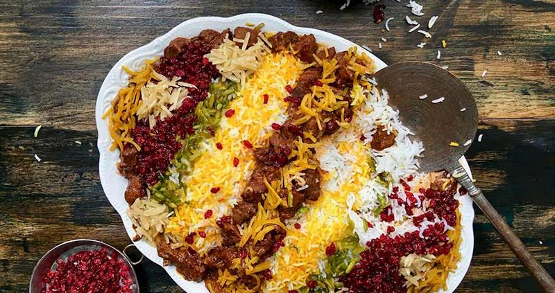 Travel to Iran-So Tasty but not too spicy Iranian foods