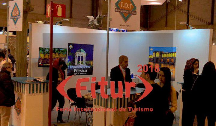 Iran Doostan Tours will exhibit at FITUR, Madrid, January 2018