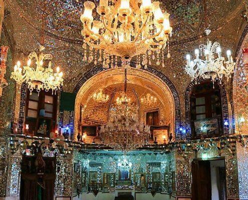 places to visit in Kermanshah