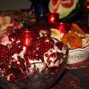 Yalda Night, Iranian celebration of longest night of year