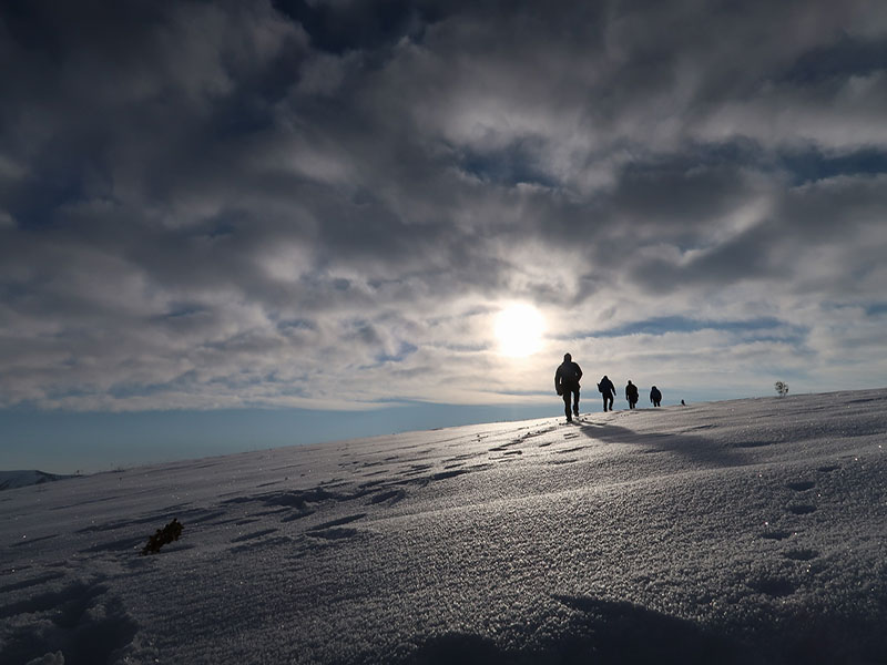 The best trekking trails in Iran