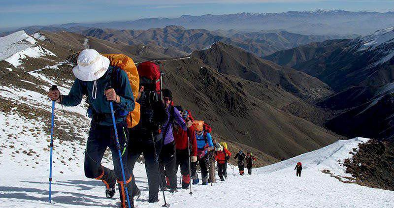 Travel to Iran, tours to Iran, trekking