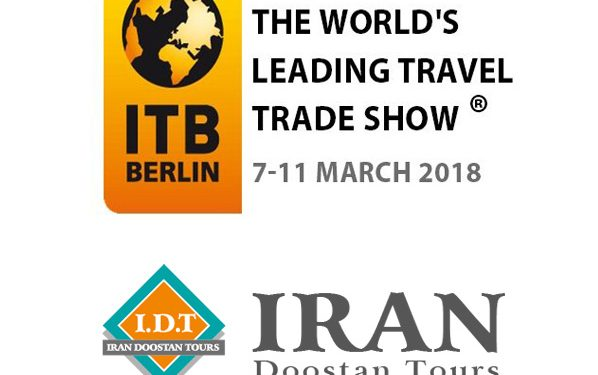 Iran Doostan Tours will attend ITB Berlin 2018