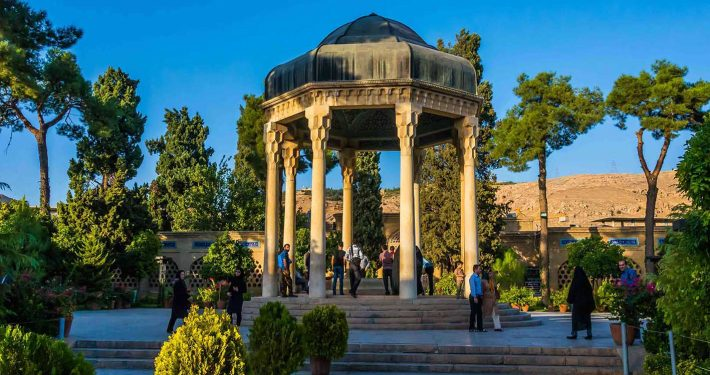 Hafez, the great Persian poet of the 14th century