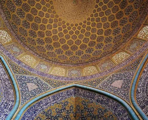 Visit Unique Sheikh Lotfollah Mosque When Traveling to Iran