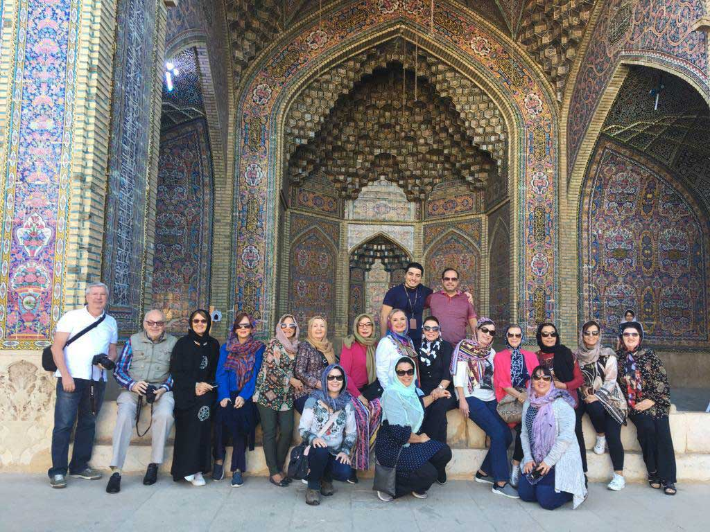 Foreign tourists' passports will not be stamped in Iran