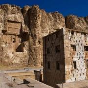 Naqsh-e Rustam, the Ancient Necropolis of Powerful Persian Kings