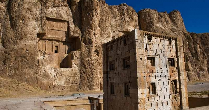Naqsh-e Rustam, the Ancient Necropolis of Powerful Persian Kings