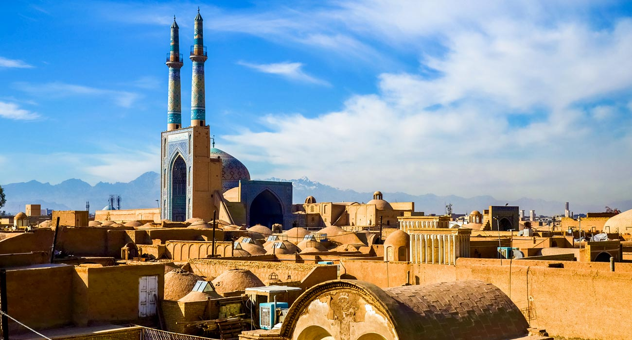 Iran is a safe destination to travel