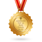 Iran Doostan Tours Co. announced as the top 2nd Iran travel blog
