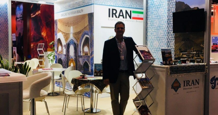 Iran Doostan Tours in WTM London 2018