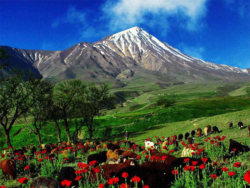 Damavand-Iran travel guide