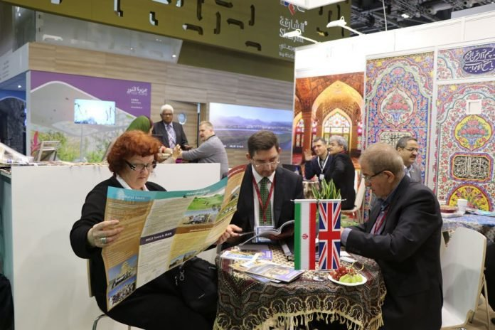 London welcomes Iran at WTM discarding U.S. sanctions