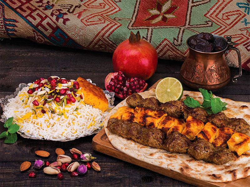 Iran-gastronomy