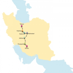 IRAN WINTER TOUR 2019