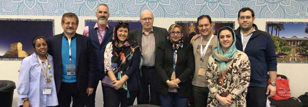 Iran Doostan Tours will exhibit at ITB Berlin, March 2019